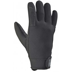 Neoprene gloves - adherent and insulating