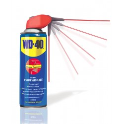 WD-40 - water-repellent, grease, protective and detergent