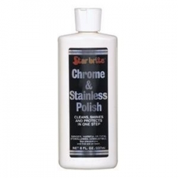 Chrome & stainless polish - Star Brite