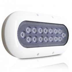 OceanLed Luce subacquea a 16 LED - Completamente stagna