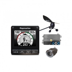 i70s Wind, speed, depth pack - Raymarine