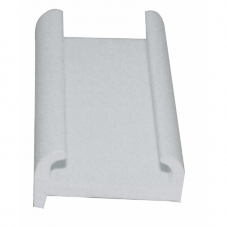 Duct for C series profile-fender - Tessilmare