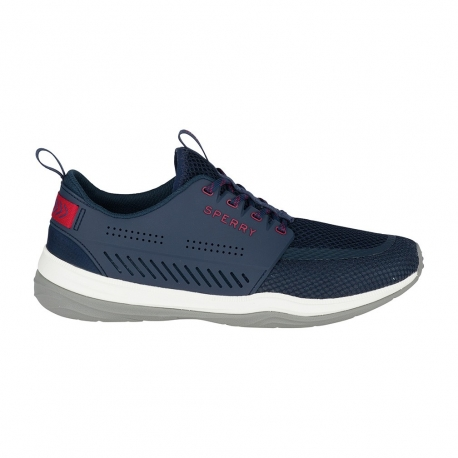 Sperry Topsider H2O Skiff Navy - Sperry Topsider Shoe
