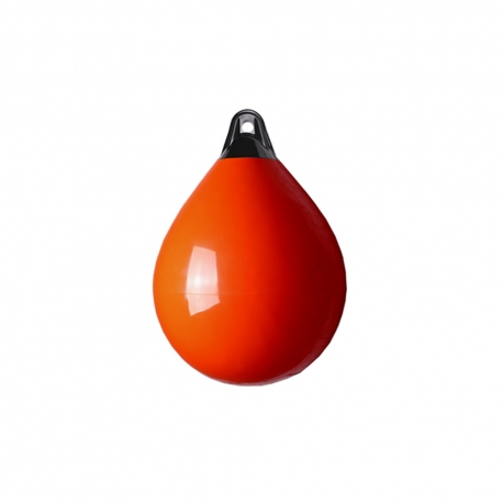 Inflatable pear-shaped fender in soft PVC - Majoni