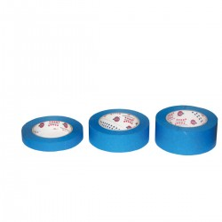 Masking tape that is paper-light blue color