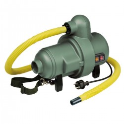 Inflator and sgonfiatore electric for inflatable boats - Bravo 2000