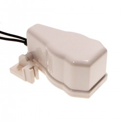 Float switch for bilge pumps with ball