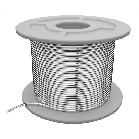Stainless steel rope 49 wires ø mm.6