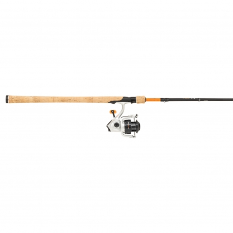 Abu Garcia Max STX Spinning Combo rod 1002H reel 4000 SpiderWire Smooth8 0.20 mm.