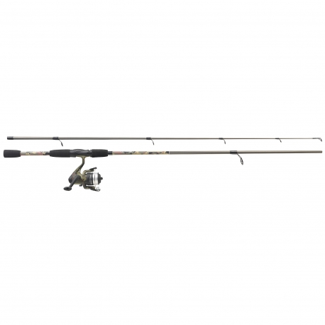 Mitchell Tanager Camo Combo Spinning rod 242 10/30 gr. reel 3000