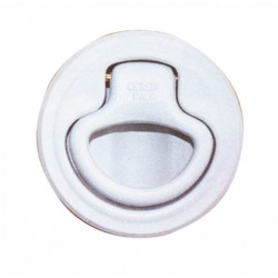 Napkin lifter in white ABS