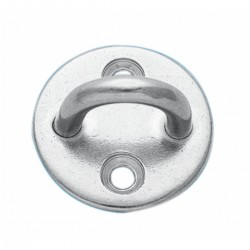 AISI 316 stainless steel round plate