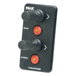Joystick double for thrusters Max Power
