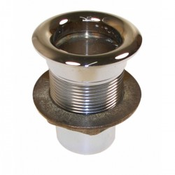Brass bushing chrome plated