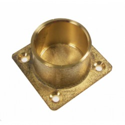 Brass Base for tube
