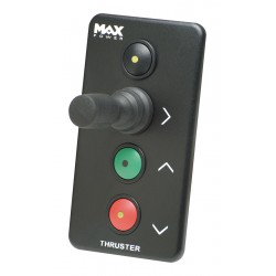 Panel Joystick for electric retractable thrusters Max Power