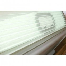 Curtain pleated SkySol PleatedShade for portholes and windows - Oceanair