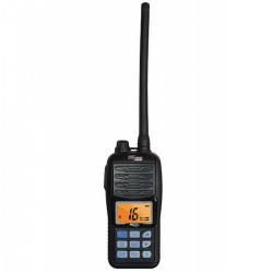 The portable transceiver VHF Polmar NAVY-015F