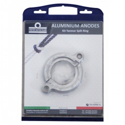 Kit anodes for engines Yanmar SD 20-30-31-40-50 - Saildrivers