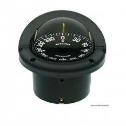 """Compass with compensators and light - Helmsman 3"""" 3/4"""