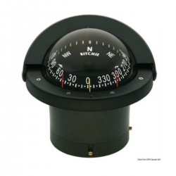 """Compass reading from the front and from the top - Navigator 4"""" 1/2"""