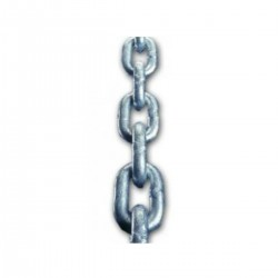 Chain zinc-plated hot - Genovese