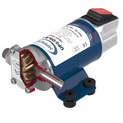 Pump reversible Marco UP3/OIL-R self-priming with integrated switch