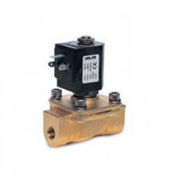 Solenoid valve for water load