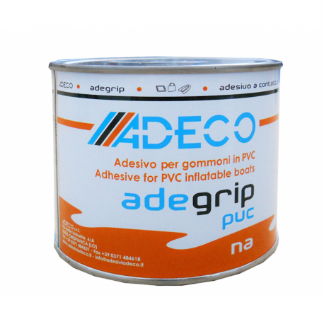 Adegrip - glue for inflatable boats PVC